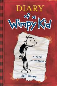 diary of a wimpy kid by jeff kinney scholastic