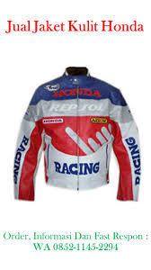 desain jaket racing wa 0896 0660 5982 desain jaket kulit racing honda bisa kirim ke