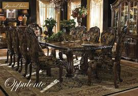 Leighton Dining Room Set by Furniture Marvelous Aico Furniture Dining Table With Elegant