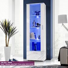 tall living room cabinets living room display cabinets amazon co uk