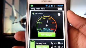 easy task killer apk mejora la velocidad y desempeño de tu android easy task killer