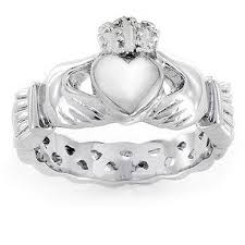 claddagh rings meaning how to wear claddagh rings overstock