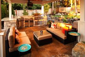 Covered Outdoor Kitchen Designs by Photo Page Hgtv