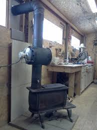 d i y woodstove heat exchanger the garden prepper