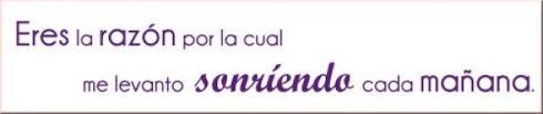 liebessprüche spanisch eres la razón wandtattoo auf spanisch