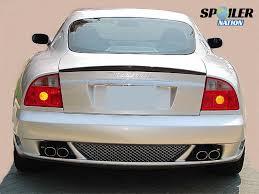maserati 2002 2002 2007 maserati gransport 4200 gt coupe tuner rear spoiler