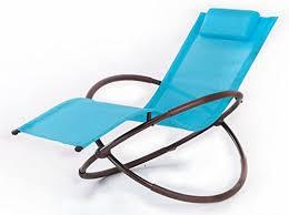 Bliss Zero Gravity Lounge Chair Bellezza Folding Orbital Zero Gravity Recliner Ocean Blue Our
