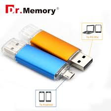 Otg Stick Dr Memory Otg Flash Drive Smart Phone Pen Drive 64gb Usb Otg Flash
