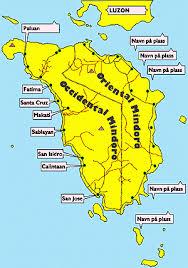 san jose mindoro map family missions international island of occidental mindoro