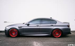 matte grey bmw frozen gray bmw f10 m5 with adv 1 wheels adv 1 wheels