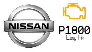 nissan murano catalytic converter nissan p1800 u2013 check engine light diagnosis u2013 murano altima