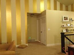 Interior Paint Colors Home Depot by Gold Stripes 12 Inches Martha Stewart Precious Metals Paint From