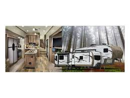 Rockwood Fifth Wheel Floor Plans by 2018 Forest River Rockwood Signature Ultra Lite 8301ws Sun City