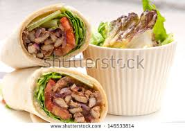 arab wrap arabic sandwich stock images royalty free images vectors