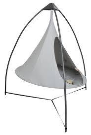Hammock Hanging Chair Exterior Design Unique Hanging Chair Design With Beige Cacoon Hammock