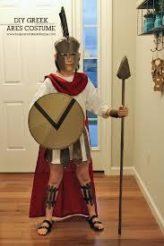 Ares Halloween Costume Diy Ares Greek Mythology Costume Inspiration Simple
