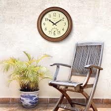amazon com acurite 50314 18 inch metal indoor outdoor atomic