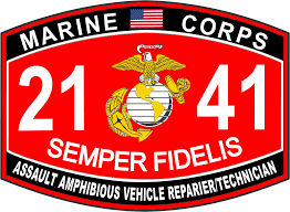 amphibious vehicle marines amphibious vehicle aav repairer technician marine corps mos