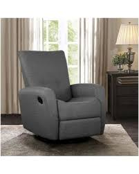 on sale now 25 off recliner shermag motion swivel recliner