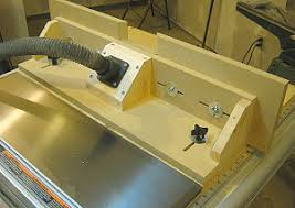 Building A Router Table by Router Table Fence Shop Made Router Fence