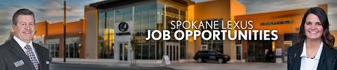 lexus of spokane employment opportunities at larry h miller lexus spokane