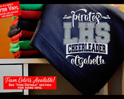 cheer team gifts etsy