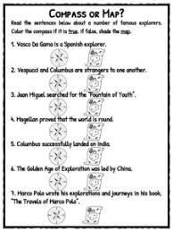 famous explorer facts worksheets u0026 historical information for kids