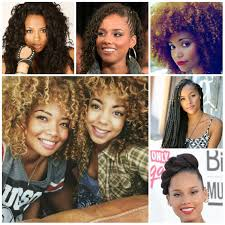 collections of hairstyle ideas black women cute hairstyles for