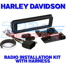 harley cd player motorcycle parts ebay