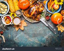 thanksgiving sauce festive thanksgiving day food background roasted stock photo