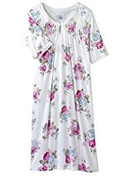 elderly nightgowns silvert s nightgowns sleepshirts sleep lounge