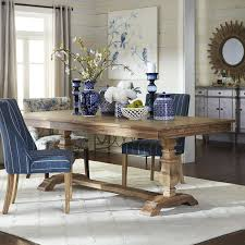 natural wood dining room table bradding natural stonewash 84