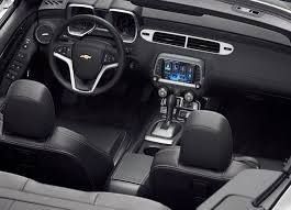 camaro interior 2014 the 2014 chevy camaro interior sets a standard