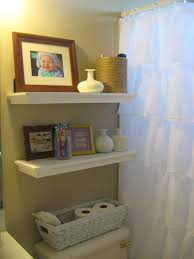 Small Bathroom Etagere Bathroom Over The Toilet Shelving Bathroom Etageres Intended For