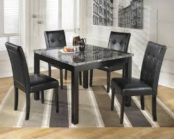 Ashley Dining Room Tables And Chairs Ashley Signature Design Maysville 5 Piece Square Dining Room Table
