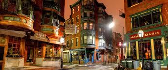 Map Downtown Boston by Downtown Boston Hotels Kimpton Onyx Hotel
