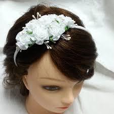 handmade hair flower girl flower crown girl flower crown hairpin for