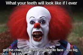 Big Teeth Meme - the truth teller imgflip