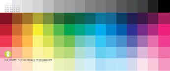 colors that go with yellow rgb to cmyk and pantone conversion help guide printelf