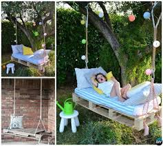 Backyard Cing Ideas For Adults Diy Outdoor Kid Swing Ideas Projects Picture