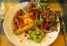 lorraine cuisine quiche lorraine recipe sharingourfoodadventures com