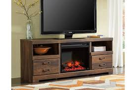 Tv Stand Bookcase Combo Tv Stands U0026 Media Centers Ashley Furniture Homestore