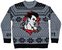 horror sweater the spooky vegan creepmas sweaters for the