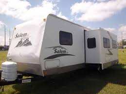 2007 forest river salem la 322qbss travel trailer fremont oh