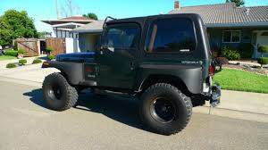 94 jeep wrangler top jeep yj wrangler 1994 6 cyl split hardtop for sale photos