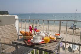 hotel avec dans la chambre bretagne l hotel de la plage vous propose également ses chambres vue sur
