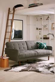 Compact Sleeper Sofa Best 25 Midcentury Sleeper Sofas Ideas On Pinterest Modern