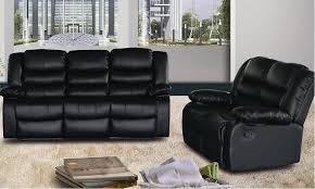 Leather Recliner Sofa 3 2 3 And 2 Seater Leather Sofas Techieblogie Info
