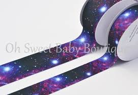 cosmic galaxy ribbon