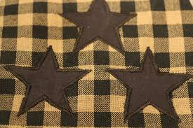 Star Shower Curtains Black Star Shower Curtain By Nancy U0027s Nook For Victorian Heart